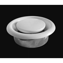 HVAC Systems Gi feuille ronde disque soupape Air conditionné diffuseur