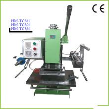 Manual hot stamp printing machine