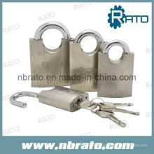 Armoured Hidden Shackle Uncuttable Padlock