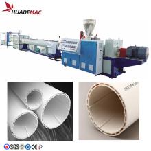 Máquina para fabricar tubos Sprial de silenciamiento de PVC de plástico