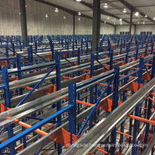 High Customized Nanjing Warehouse Automatic Radio Shuttle Pallet Racking