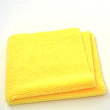 Warp Knitting Super Soft Polyester Silk Microfiber Towel
