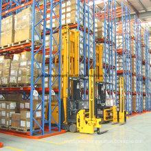 Heavy Duty Storage Vna Pallet Rack for Warehouse with Narrow Aisles