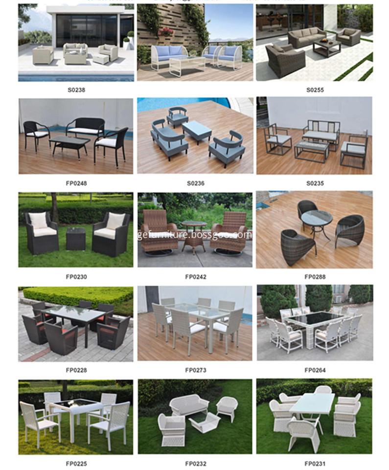 GE Garden Furniture
