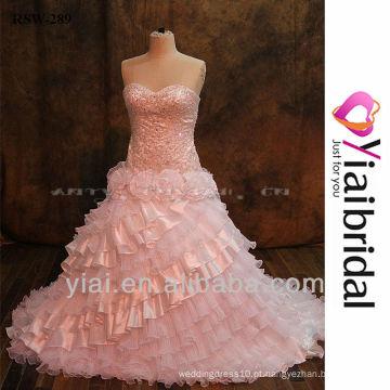 RSW289 Vestido de Casamento Vestido