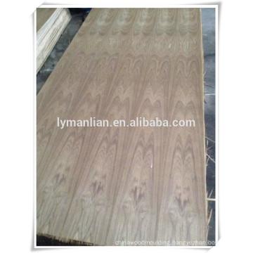 crown cut burma teak fancy plywood/ flower cut teak veneer plywood/ash veneer plywood
