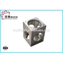 Válvula de purga de aço inoxidável usinagem / cnc válvula de purga maquinada de acordo com o desenho