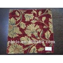 chenille canapé tissu nouveau design 2012