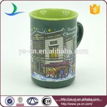 YScc0022-01 cerámica padre navidad Eco Cup
