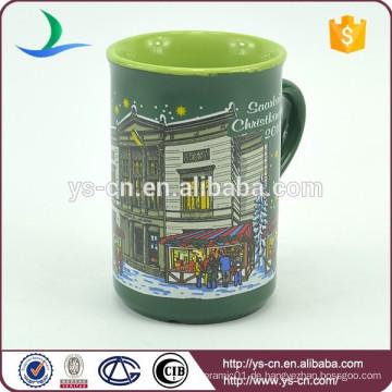 YScc0022-01 Keramik Vater Weihnachten Eco Cup