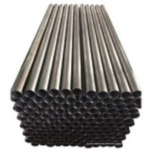 Tubería de acero soldada de alta calidad para el silenciador del coche
