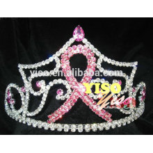 Bijoux personnalisés bijoux en cristal strass couronne tiara