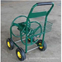 Four Wheel Trolley Cart for Garden Use