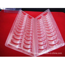 Emballage PVC transparent et transparent en PVC