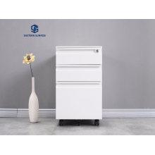 Factory Wholesale Metal Mobile Cabinet Bed Side Storage Furniture