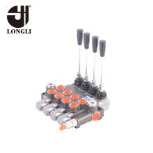 4P40 Hydraulic 4 Spool Hydraulic Control Valve