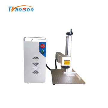 Mini máquina econômica da marcação do laser da fibra 20W