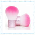 Latest Style Synthetic Kabuki Brush Hot Pink
