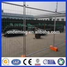 DM (fournisseur d'or) clôture temporaire rétractable extérieure