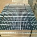 Gitterrost-Plattformboden aus verzinktem Stahl