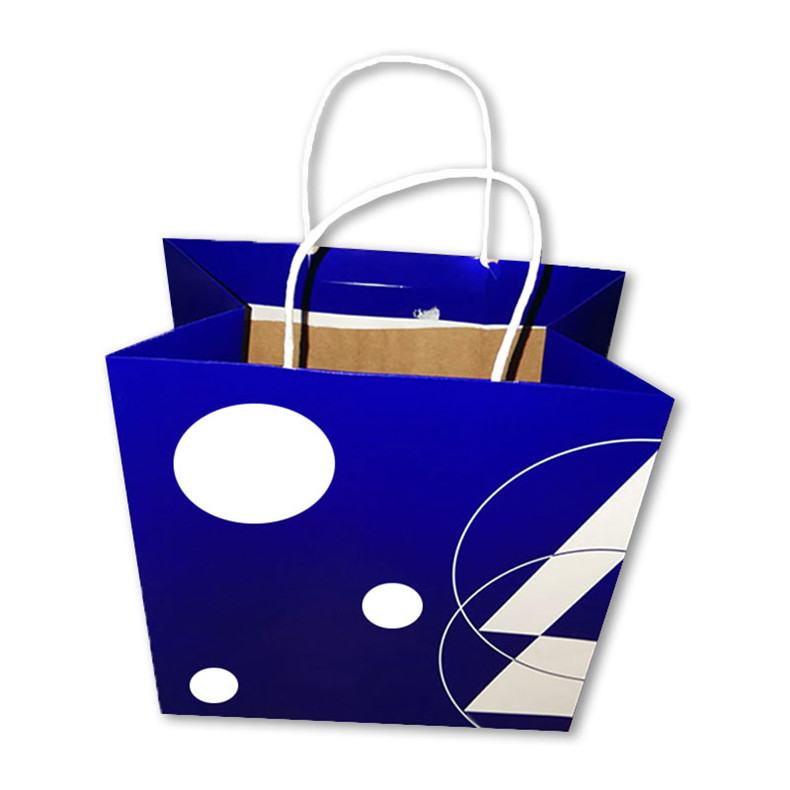 Paper Shopping Outer Packaging Paper Bags