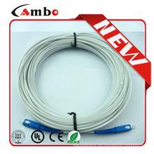 2.0mm FTTH FC / ST Conector Cable de conexión de fibra exterior de 2/4