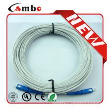 2.0mm FTTH FC / ST Разъем 2/4 живого наружного оптоволоконного кабеля