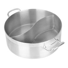 Edelstahl Compound Bottom Hot Pot