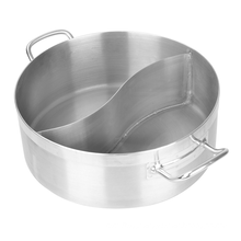 Stainless Steel Compound Bottom Hot Pot