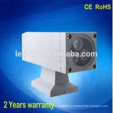 Светодиодный наружный настенный светильник 3 * 1W * 2 для домашнего бара 2 года гарантии