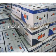 Beliebte Verkauf Großhandelspreis Orange mit Zertifikat