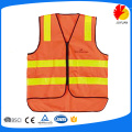 High visibility flame resistant coverall
