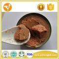Fábrica de alimentos para gatos sabor a carne de vaca gato puede bocadillos comida de gatos en lata
