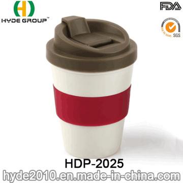 Портативный Эко-дружественных Пластиковые кружка кофе (ДПН-2025)