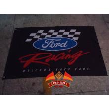 Ford car racing team flag Ford car club banner 90*150CM polyster