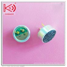 Material de construcción Electret Micrófono Omni Piezo Ceramic Mic