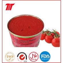 Консервированная томатная паста с халяль сертификации