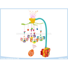 Baby Toys on Crib Projective Baby Mobiles