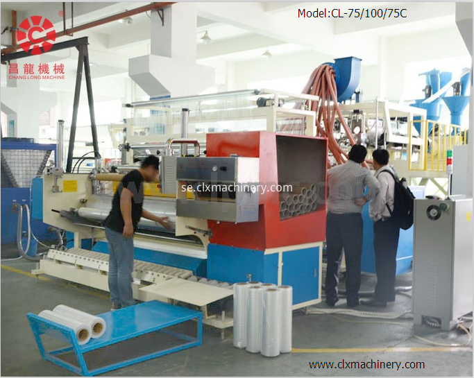 protective film machinery
