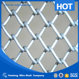 china supplier paint chain link fence black