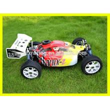 VRX corridas off-Road buggy, carro de rádio nitro, 1/8scale 4wd nitro buggy