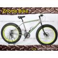 Fahrrad Teile/Fat Bike Frame/Schnee Fahrrad Rahmen/Titan Fahrradrahmen und Gabel