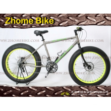 Bicycle Parts/Fat Bike Frame/Snow Bicycle Frame/Titanium Bicycle Frame and Fork