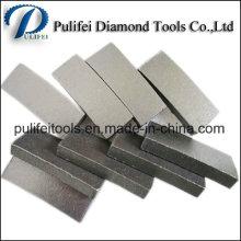 Marbre Gang Saw Segment Pont Saw Diamond Segment