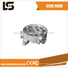 pièces en aluminium de moulage mécanique sous pression en aluminium / pièces d'automobile avec le prix raisonnable