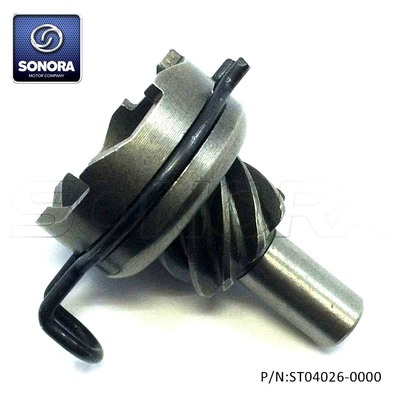 ST04026-0000 139QMB GY6 50 Kick Start Idle Gear (3)