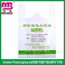 sacos de poo biodegradáveis de transporte rápido