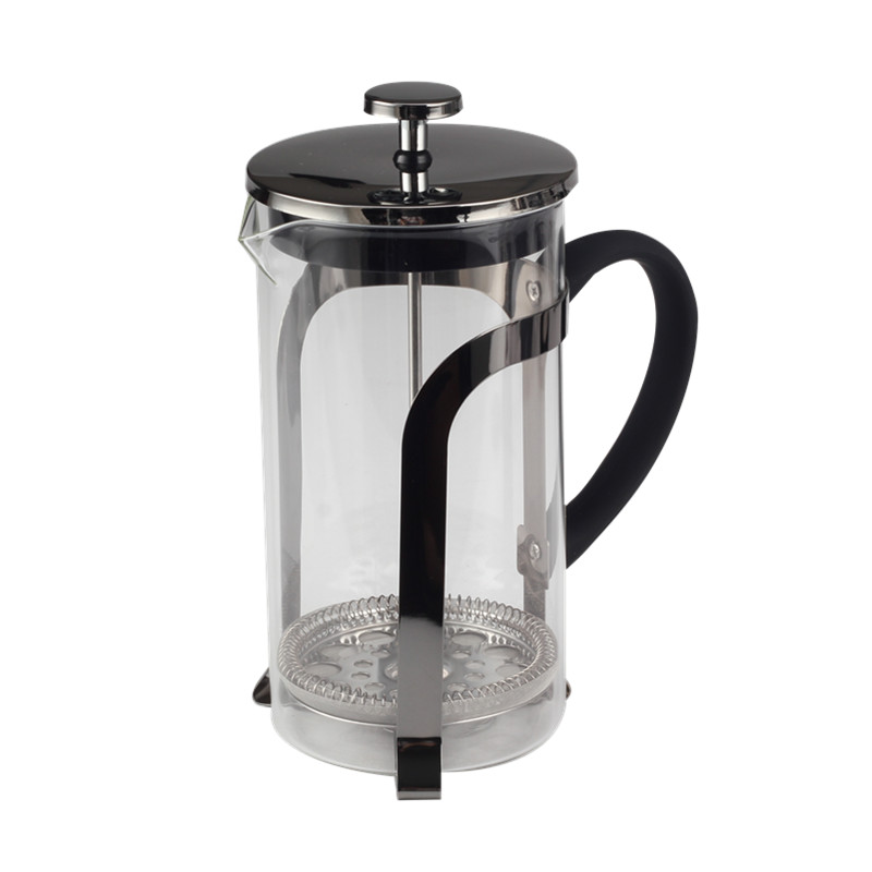 New Design Glass Coffee Maker Glass French Press