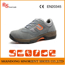High Quality Low Price Cheap Leather Safety Shoes RS388