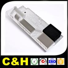 CNC обработка алюминия Al7075 / Al6061 / Al2024 / Al5051 детали CNC